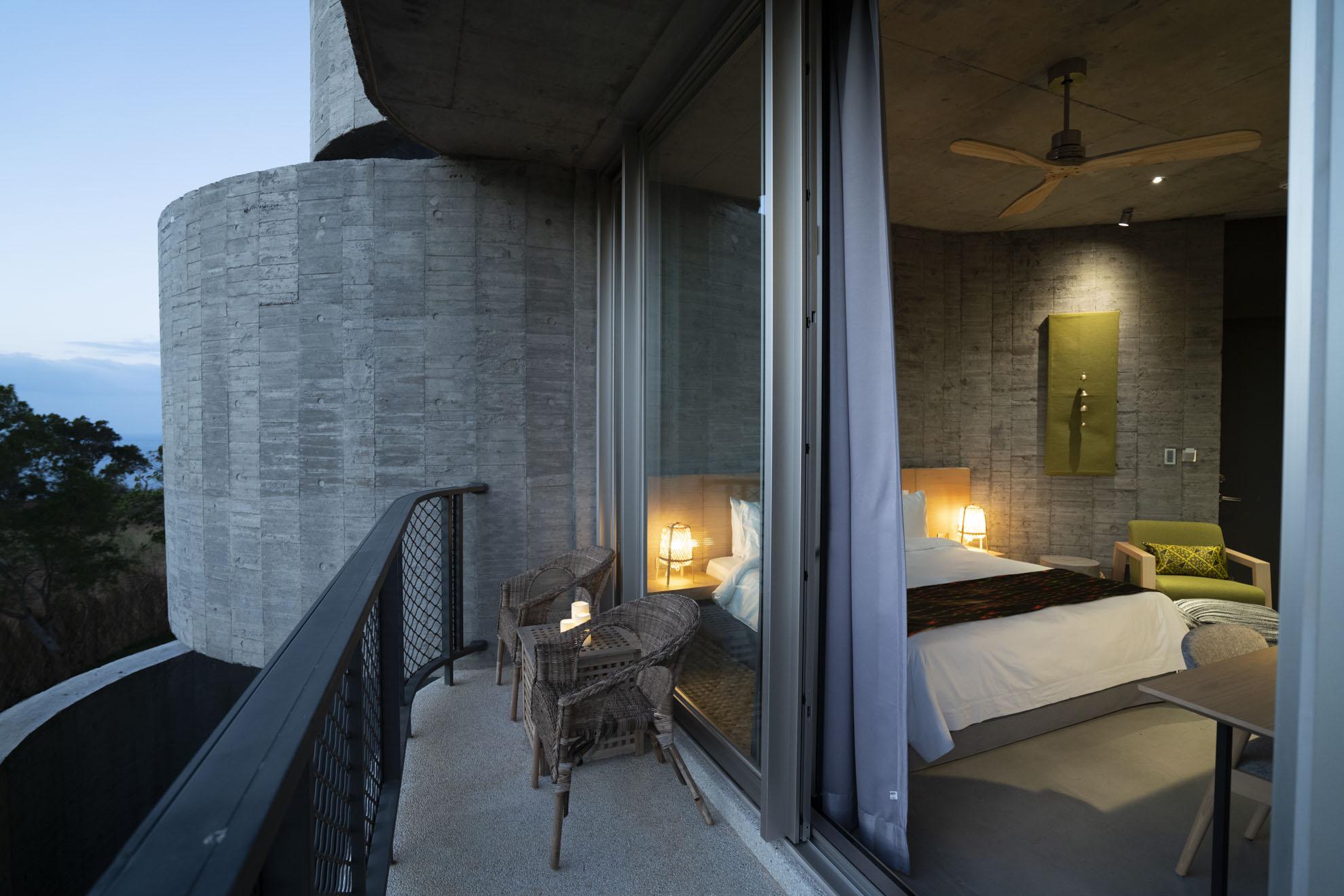 綠境陽台與房間