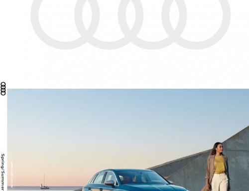 Audi奧迪嚴選 島嶼南方,生於自然的創新之美
